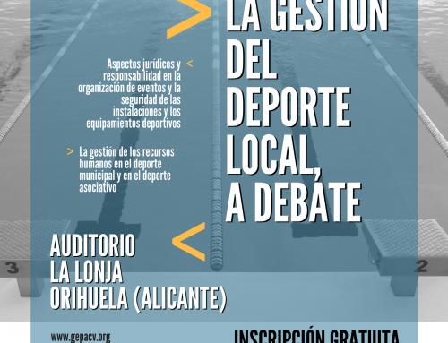 Inscripciones Jornada: la gestión del deporte local