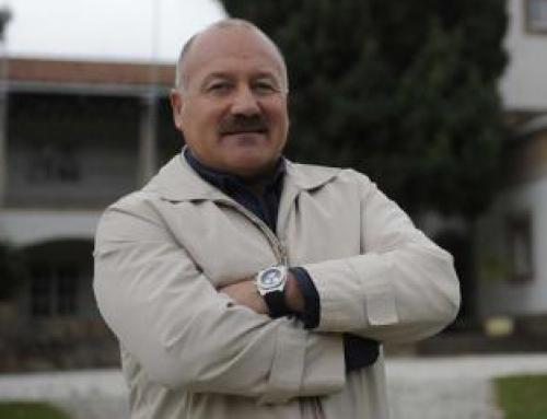 Eduardo Blanco. Nuevo presidente FAGDE