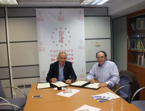 Firma convenio GEPACV y FVMP