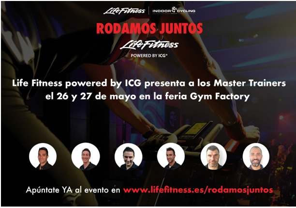 LIFE FITNESS GYM FACTORY 2017