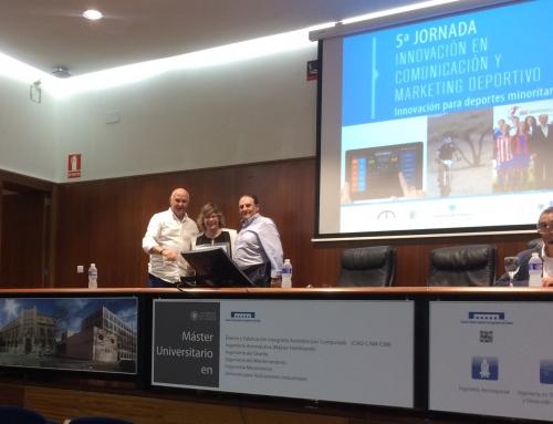Entrega Premios Aula Prosegur – UPV