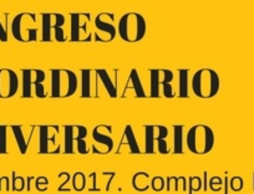 APERTURA INSCRIPCIONES Congreso 20º Aniversario GEPACV
