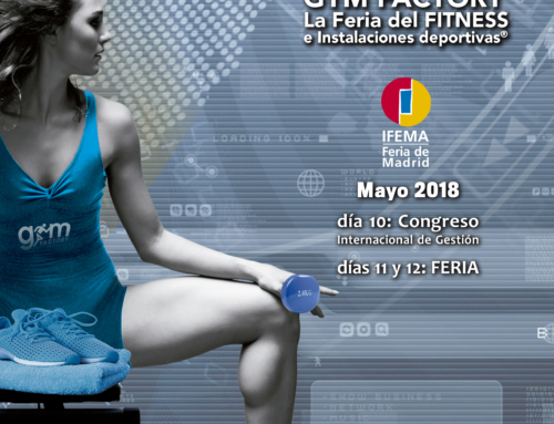 Lanzamiento oficial de GYM FACTORY, la Feria del FITNESS e Instalaciones deportivas 2018