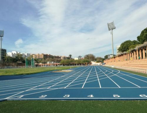 MONDO IBERICA: proveedor del pavimento de la pista de atletismo de Valencia
