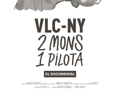 INVITACIÓN DOCUMENTAL: VLC-NY. 2 MONS, 1 PILOTA