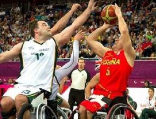 CLINIC: entrenadores de baloncesto en silla de ruedas