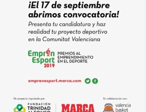 Premios Emprén Esport 2019