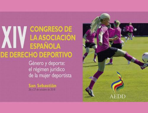 Congreso de la Asociación Española de Derecho Deportivo