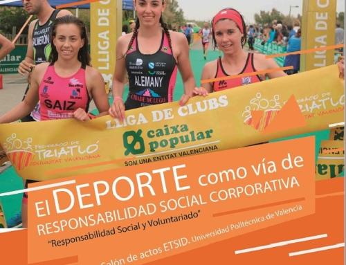 JORNADA: El deporte como vía de responsabilidad social corporativa. Federación Triatlón de la C.V