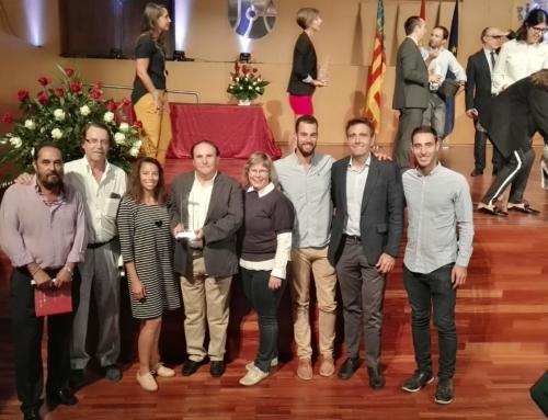 GEPACV recoge el Premio al Merito Deportivo