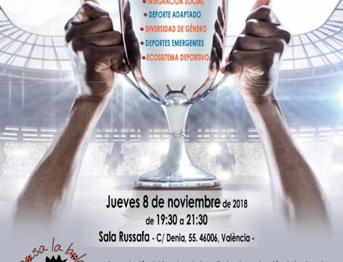 Premios deporte inclusivo: GALA DE PRESENTACIÓN