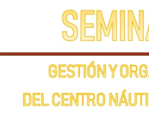 FVCV: Seminario gestión y organización de Centros Náuticos