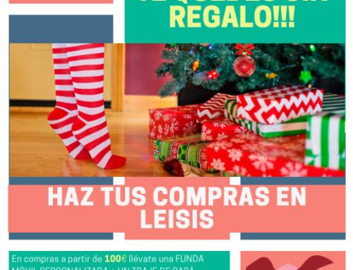 LEISIS: promociones Navidad