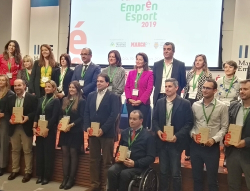 Entrega de Premios Emprén Esport 2019