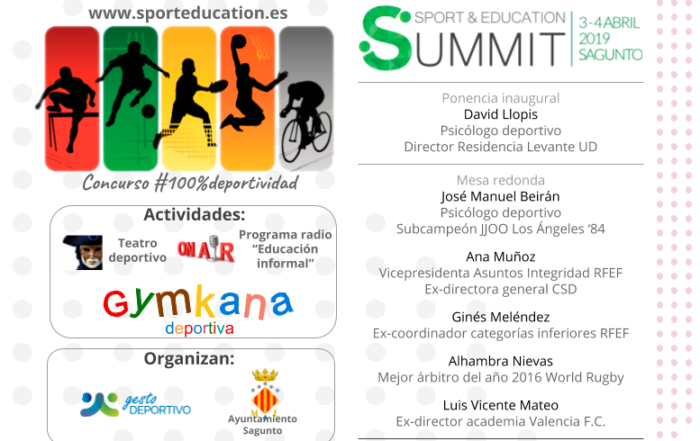sport and education summit