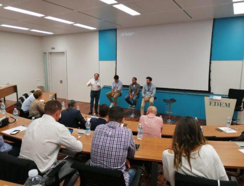 Encuentro sobre Emprendimiento EDEM