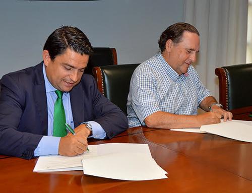 Acuerdo de colaboración GEPACV-UCV