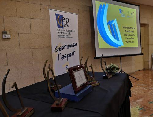 VII Premios a la Gestión Deportiva en la Comunidad Valenciana