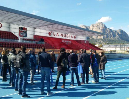 Resumen Jornada «La Seguridad y la Tecnología: Claves en la Gestión Deportiva» La Nucía. 20.11.2019