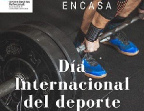 Día Mundial de la Actividad Física y el Deporte